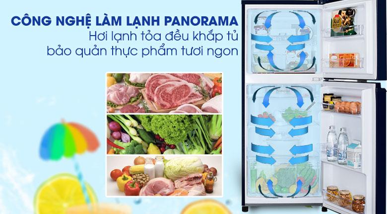 Tủ lạnh Panasonic Inverter 167 lít NR-BA189PKVN panorama