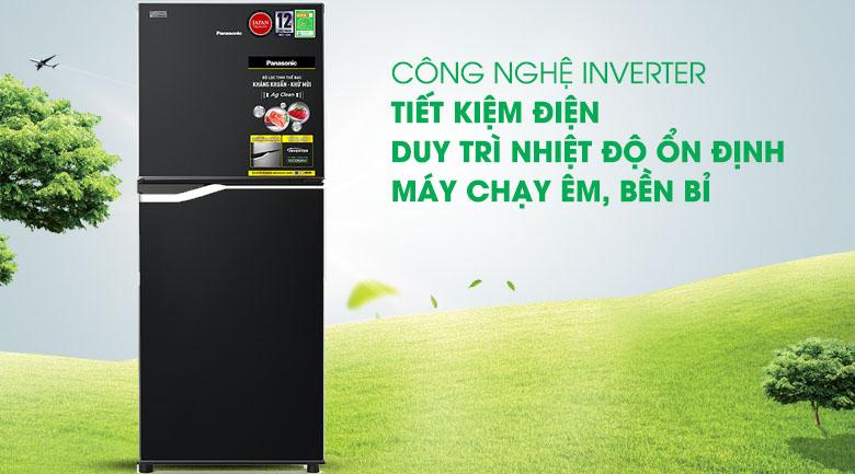Tủ lạnh Panasonic Inverter 167 lít NR-BA189PKVN tiết kiệm điện