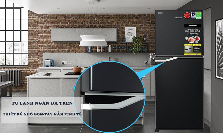 Tủ lạnh Panasonic Inverter 167 lít NR-BA189PKVN thiết kế hiện đại