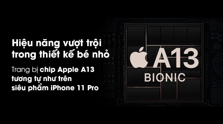 Cấu hình-Điện thoại iPhone SE 2020 3GB/128GB White