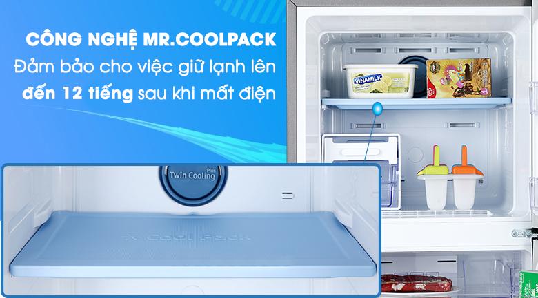 Tủ lạnh Samsung Inverter 300 lít RT29K5532BU/SV - ngăn coolpack