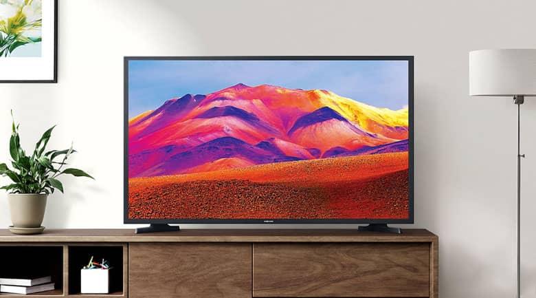 Tivi hãng nào tốt nhất hiện nay: Smart Tivi Samsung 43 inch UA43T6000AKXXV
