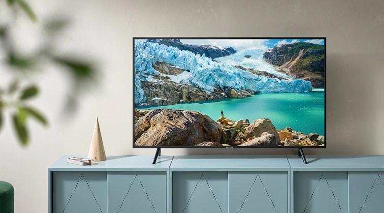 Mua tivi nào tốt nhất hiện nay: Smart Tivi Samsung 4K 65 inch UA65RU7100KXXV