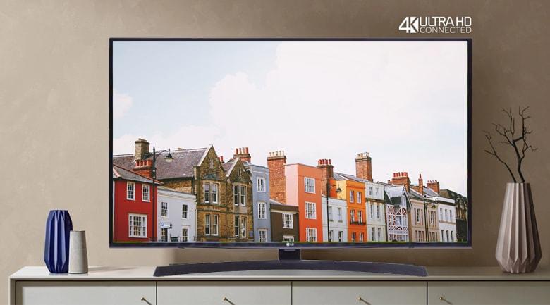 Hãng tivi nào tốt nhất hiện nay: Smart Tivi LG 4K 55 inch 55UM7400PTA