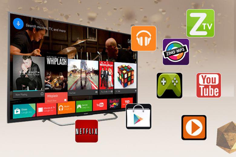 Thông tin về Android tivi cùng các tính năng của chúng đã mang lại