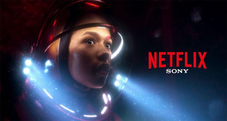 chế độ Netflix Calibrated Mode trên tivi Sony 55A9G