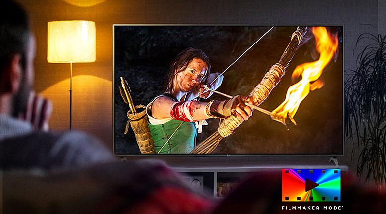 Công nghệ Film Maker - Smart Tivi LG 4K 65 inch 65UN7400PTA