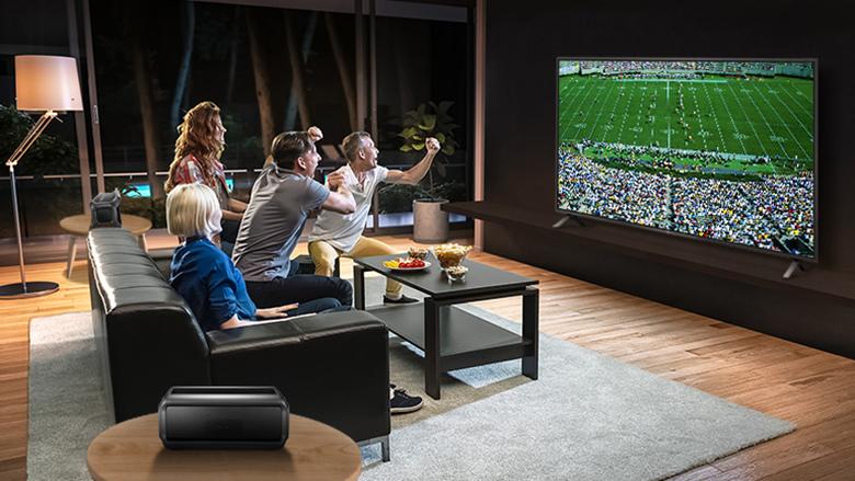 Sports Alert - Smart Tivi LG 4K 65 inch 65UN7400PTA