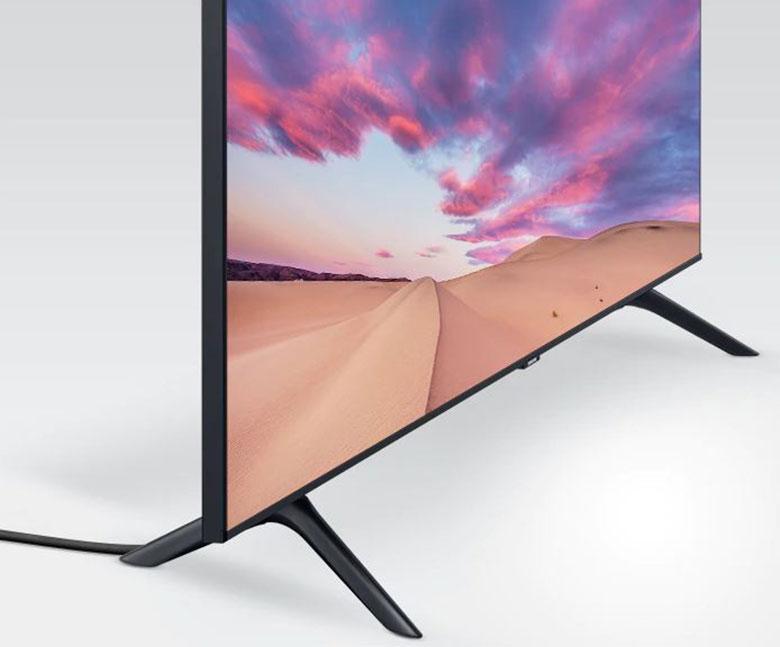 Giải pháp dấu dây tiện lợi ua43tu8100 TV Smart Samsung