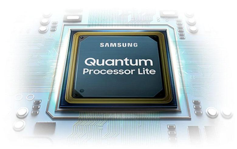 Quantum Lite xử lý chất lượnghình ảnh QA43Q65T 43 inch Samsung