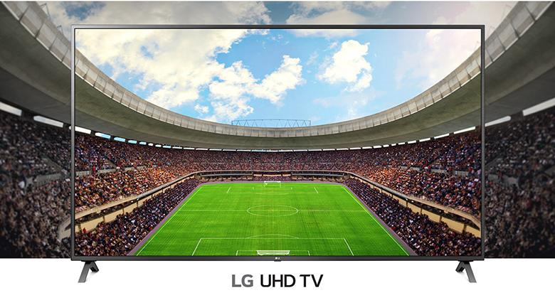 Smart Tivi LG 4K 65 inch 65UN7000PTA màu sắc chân thực