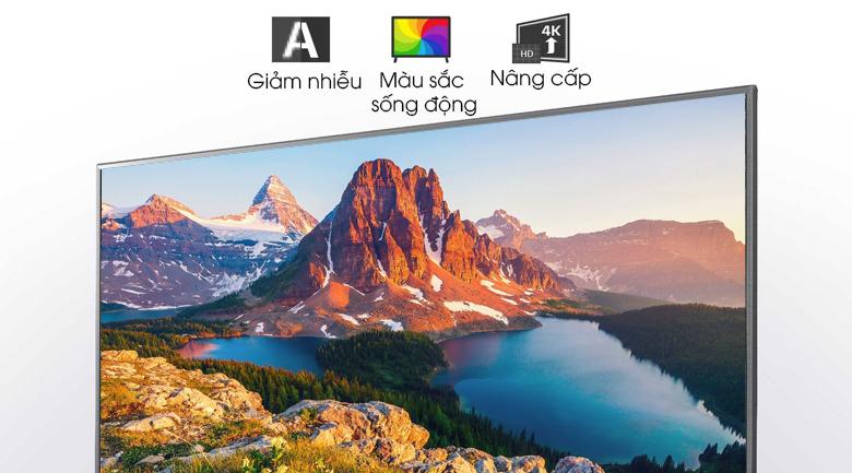 Smart Tivi LG 4K 65 inch 65UN7000PTA bộ xử lý quad core