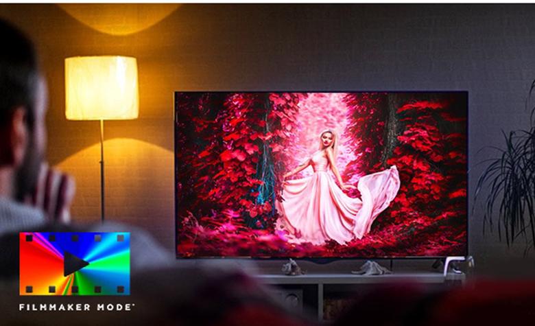 Smart Tivi LG NanoCell 4K 49 inch 49NANO86TNA - Mang đến cái nhìn của đạo diễn - FILMMAKER MODE™