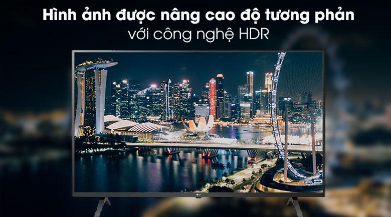 Smart Tivi LG 4K 55 inch 55UN7000PTA màu sắc chân thực