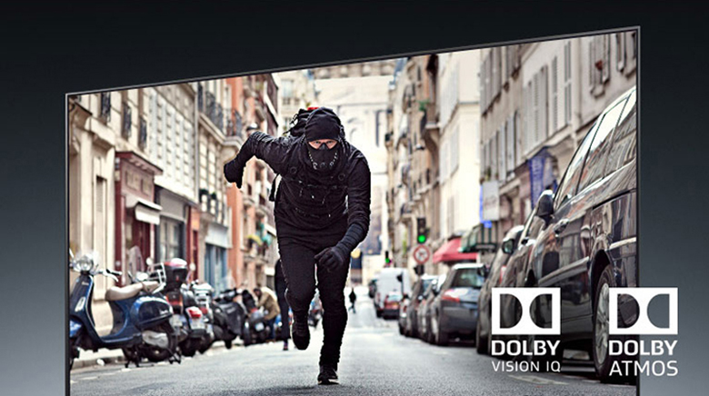 Dolby Vision IQ & Atmos-Smart Tivi OLED LG 8K 77 inch OLED77ZXPTA