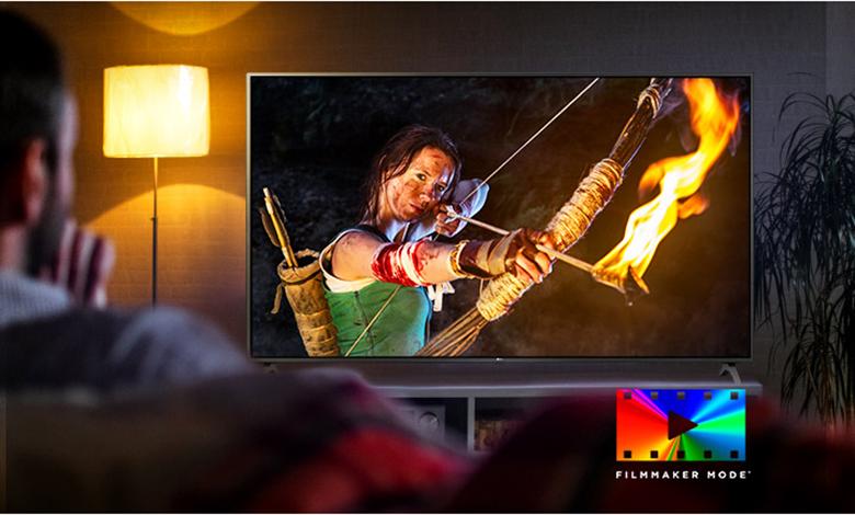 Công nghệ FilmMaker Mode - Smart Tivi LG 4K 55 inch 55UN7350PTD