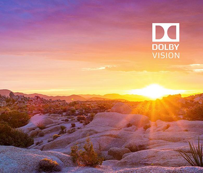 Công nghệ Dolby Vision - Android Tivi Panasonic 4K 65 inch TH-65GX755V