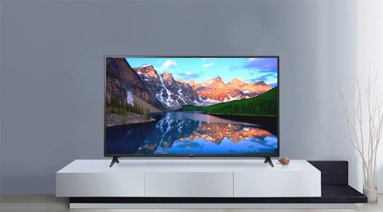 Smart Tivi LG 4K 50 inch 50UN7350PTD thiết kế sang trọng, hiện đại