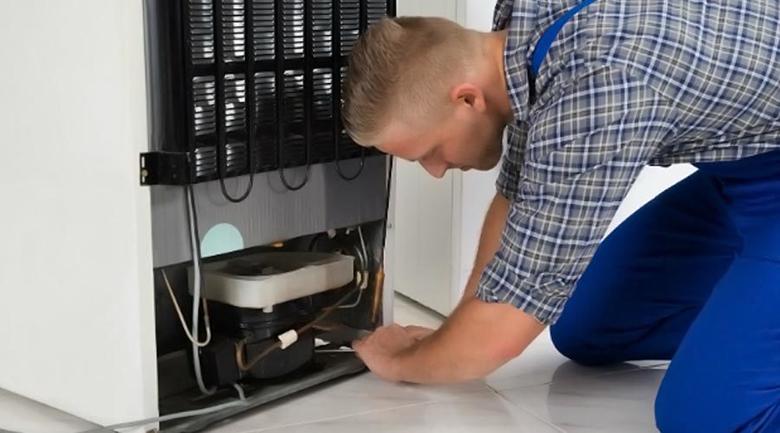 Hết gas - Cách sửa tủ lạnh không đông đá