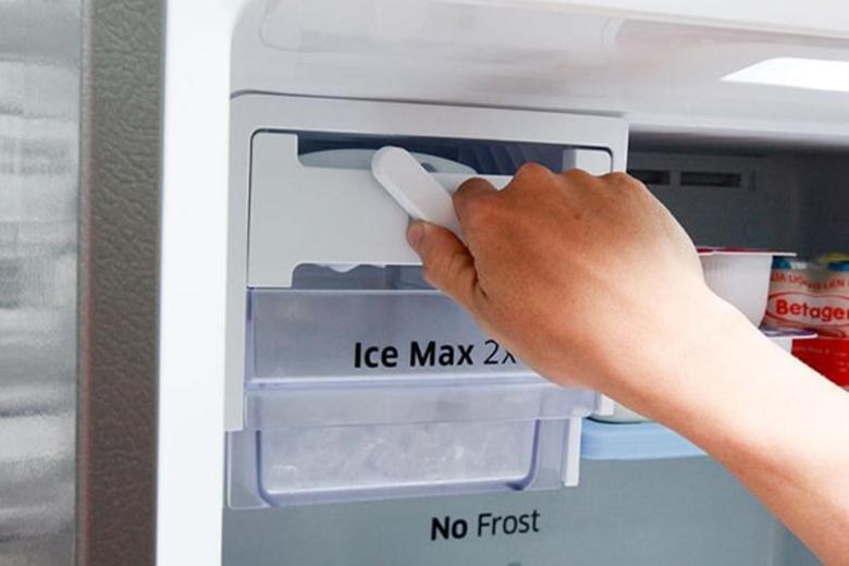 Một số biểu hiện dẫn đến tủ lạnh ko đông đá