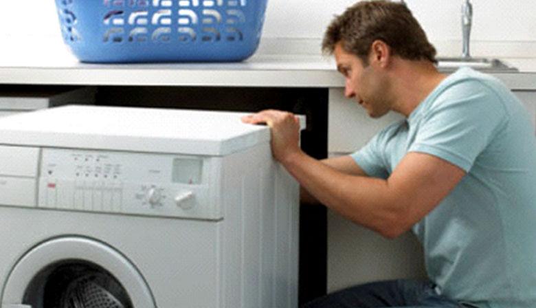 Kiểm tra máy giặt trước khi tiến hành reset