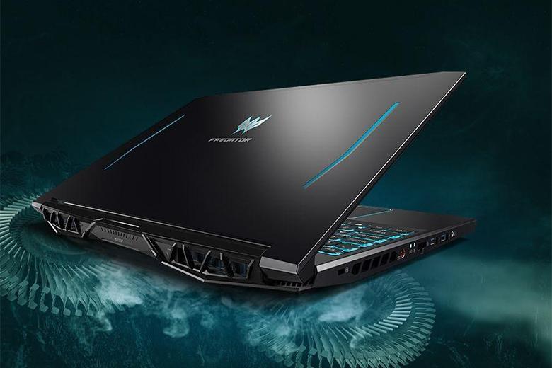 Tản nhiệt vượt trội-Laptop Gaming Acer Predator PH315-53-770L