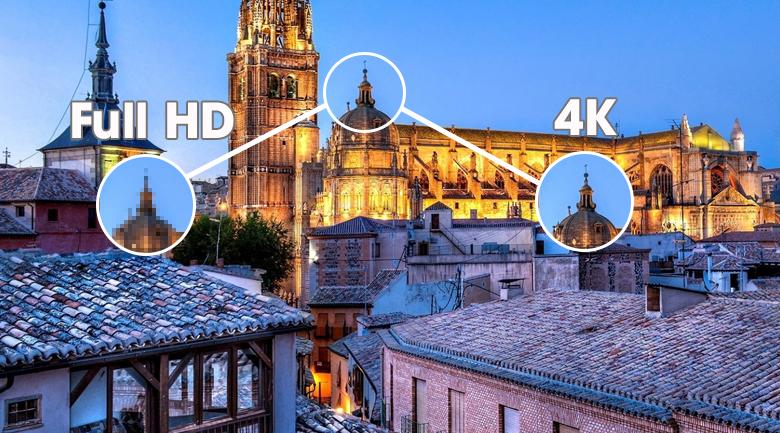 Độ phân giải 4K - Android Tivi OLED Sony 4K 48 inch KD-48A9S