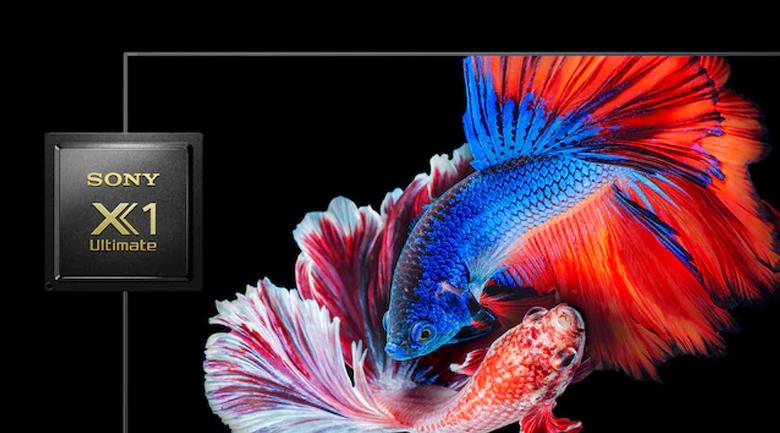 Bộ xử lý X1 - Android Tivi OLED Sony 4K 48 inch KD-48A9S