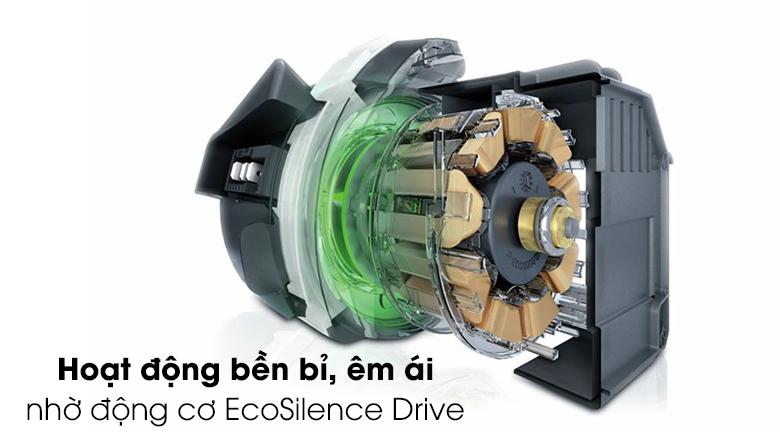 Máy rửa bát Bosch SMS68PW01E vận hành êm ái