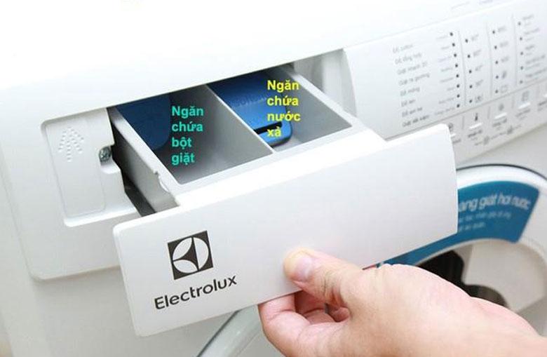 Hướng dẫn sử dụng máy giặt Electrolux cho người mới sử dụng