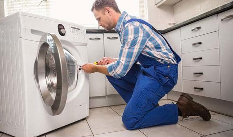 Khắc phục lỗi E40 máy giặt Electrolux