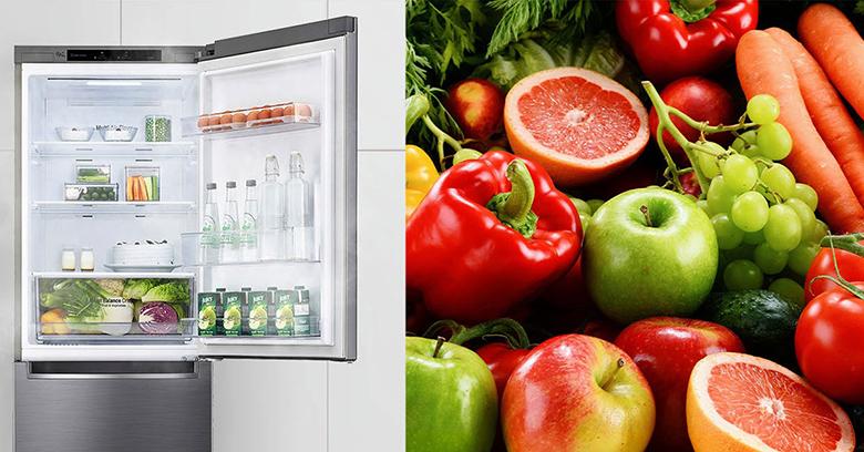 Tủ lạnh LG Inverter 306 lít GR-B305PS linearcooling