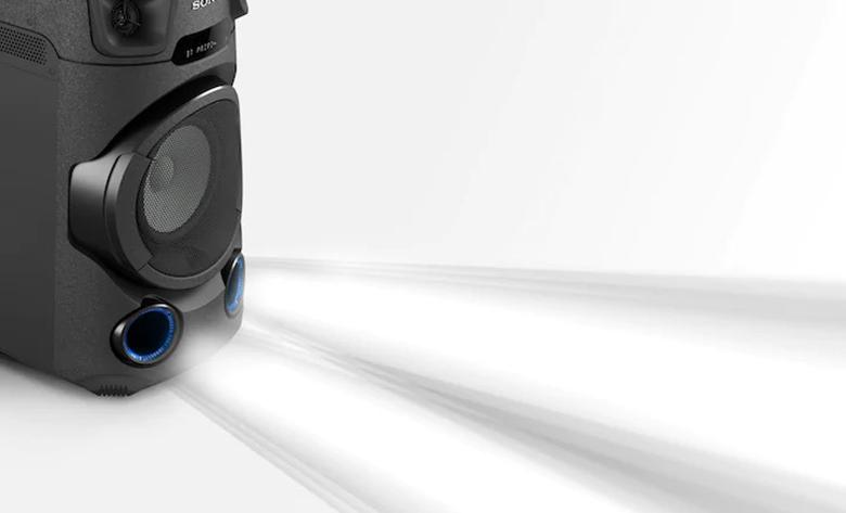 Khám phá khả năng tiềm ẩn - Dàn âm thanh Sony MHC-V13 M SP6