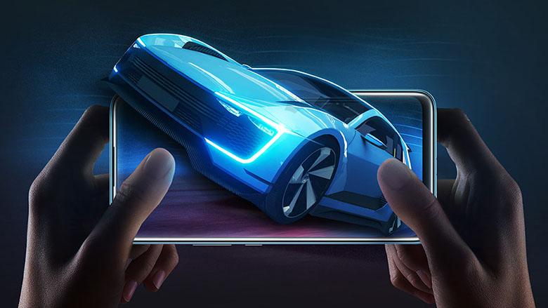 Hiệu năng đột phá -Điện thoại Xiaomi Redmi Note 9 4GB/128GB Xanh - Hàng chính hãng