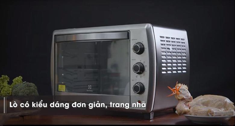 Lò nướng Electrolux EOT38MXC