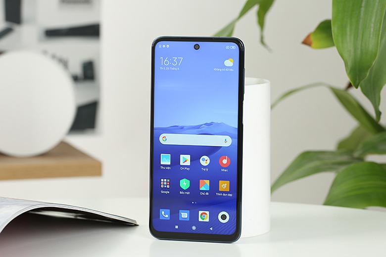 Khung nhựa - Điện thoại Xiaomi Redmi Note 9 Pro 6GB/128GB Xám - Hàng chính hãng
