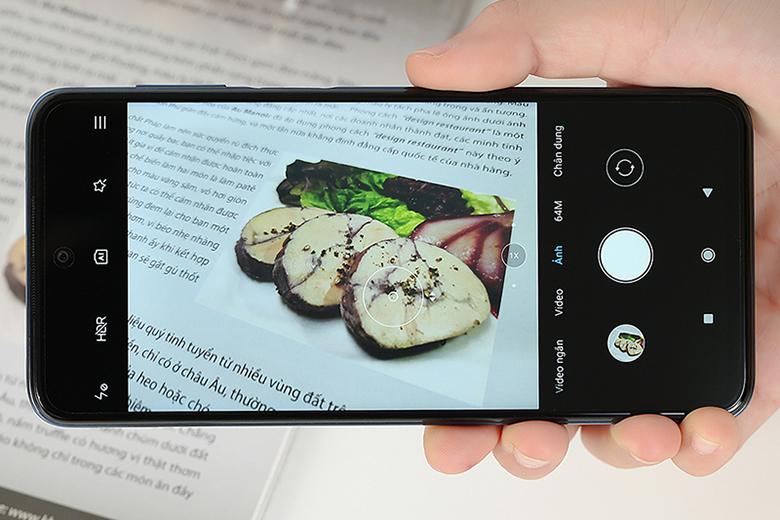 Camera chính 64MP - Điện thoại Xiaomi Redmi Note 9 Pro 6GB/128GB Xám - Hàng chính hãng
