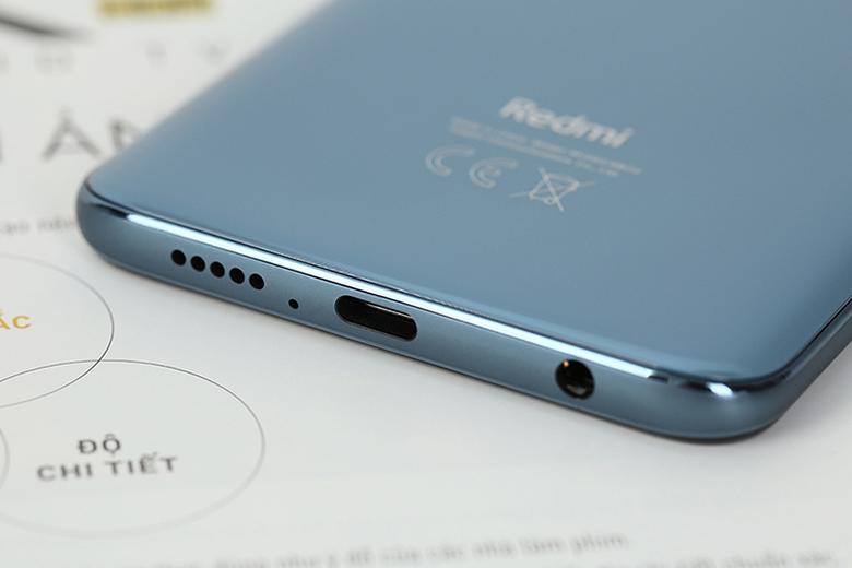 Dung lượng pin khủng - Điện thoại Xiaomi Redmi Note 9 Pro 6GB/128GB Xám - Hàng chính hãng