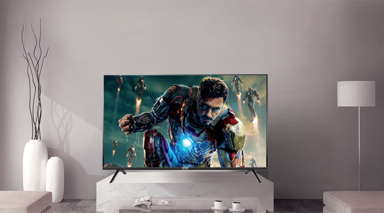 Thiết kế thanh lịch - Android Tivi TCL 32 inch L32S6500