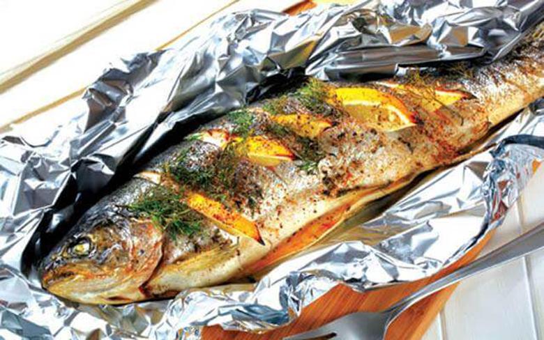 Bí quyết nướng cá bằng lò nướng đơn giản | Món Miền Trung
