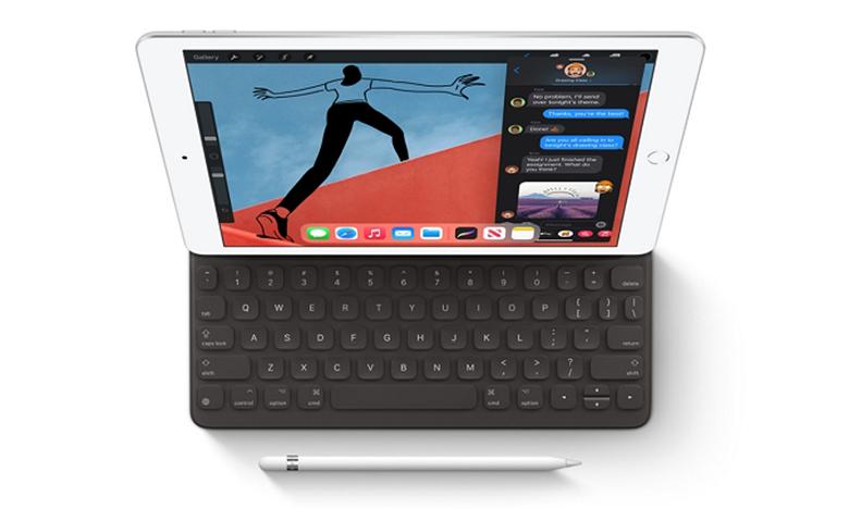 Ứng dụng quay video Full HD - Máy tính bảng Apple iPad Gen 8 2020 Wifi MYLC2ZA/A 32GB 10.2 inch Vàng - Hàng chính hãng