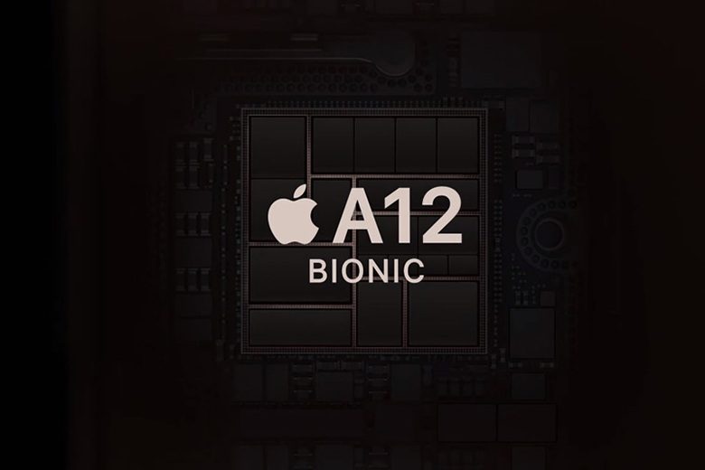 Chip xử lý A12 - Máy tính bảng Apple iPad Gen 8 2020 Wifi MYLC2ZA/A 32GB 10.2 inch Vàng - Hàng chính hãng