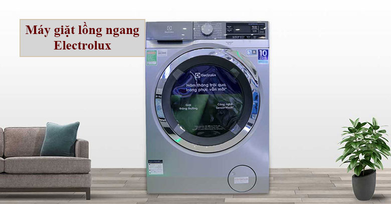 Máy giặt lồng ngang Electrolux