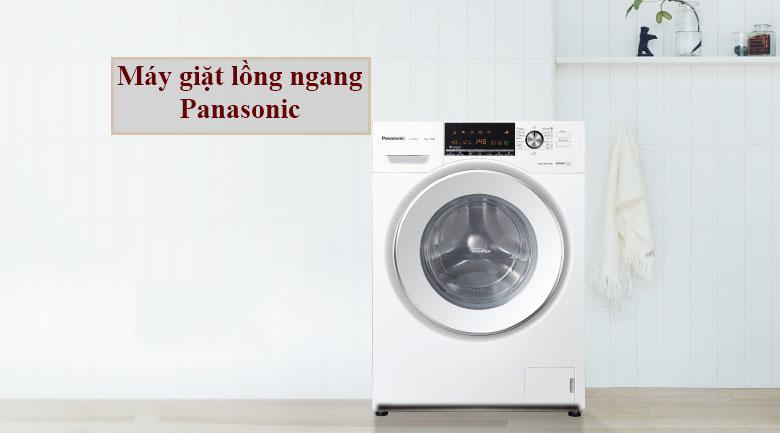 Máy giặt lồng ngang Panasonic