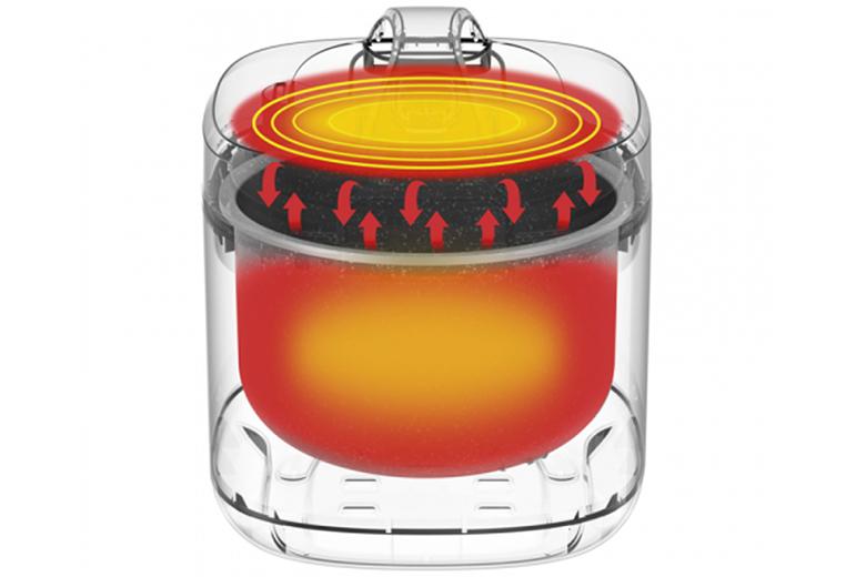 Công suất-Nồi cơm điện Tefal 1.5 lít RK361168
