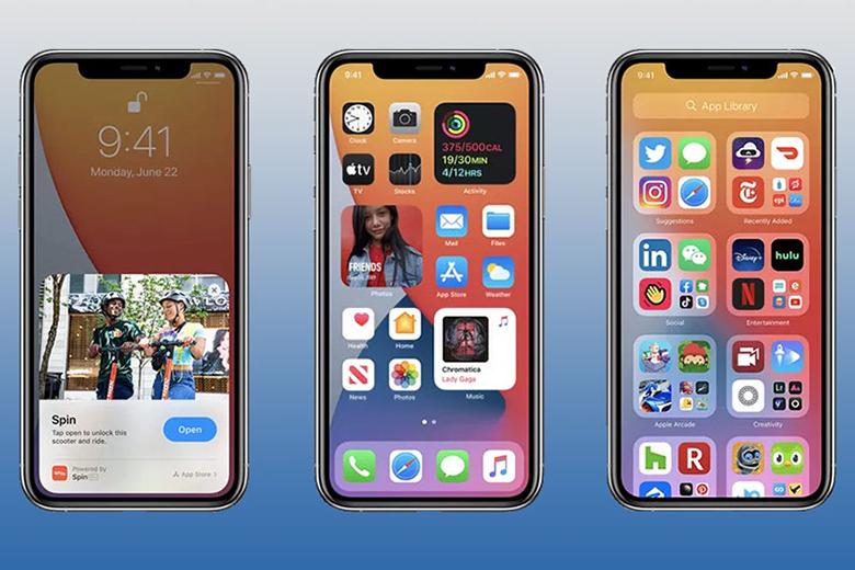 Hệ điều hành iOS 14-Điện thoại iPhone 12 64GB