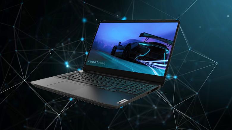 """Công nghệ âm thanh Dolby - Laptop Lenovo Ideapad Gaming 3 15IMH05 81Y40067VN (i7-10750H/8GB RAM/512GB SSD/15.6""""FHD/GTX1650 4GB/Win10/Đen)"""