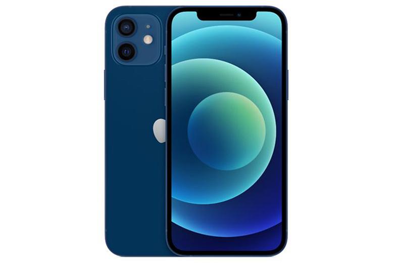 thiết kế điện thoại iPhone 12 64GB VN/A Blue