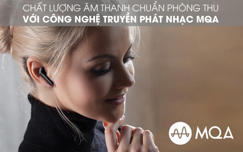 Tai nghe Bluetooth LG Tone Free HBS-FN4 Đen chuẩn phòng thu