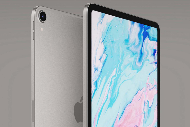 Camera đơn đa chức năng - Máy tính bảng Apple iPad Air 4 Wifi 64GB 10.9 inch Silver MYFN2ZA/A